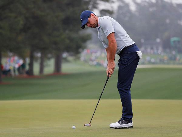 McIlroy đang giữ ngôi số một golf thế giới nhờ tham dự các giải golf
