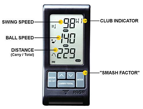 Máy đo PRGR PORTABLE với thiết kế nhỏ gọn, dễ sử dụng