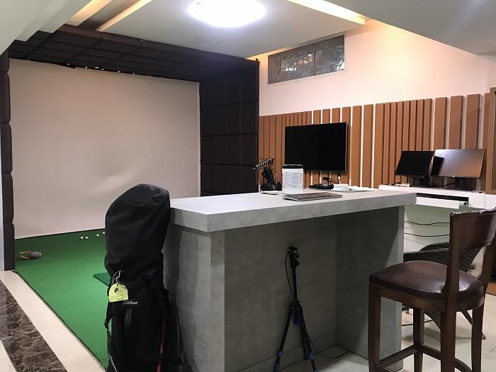 Hoàn thiện và bàn giao phòng tập golf 3D tại Vinhomes Riverside - Hà Nội