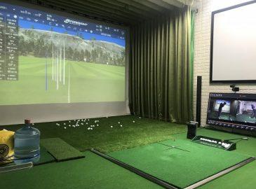 Một số hình ảnh về phòng golf 3D tại Vũ Tông Phan - Hà Nội