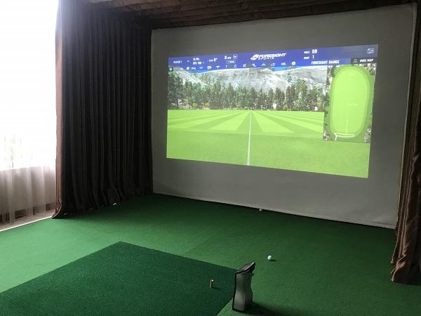 Ứng dụng của mô hình phòng golf 3D