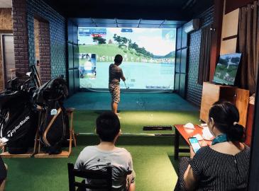 Golf 3d có thể triển khai tại nhiều không gian khác nhau