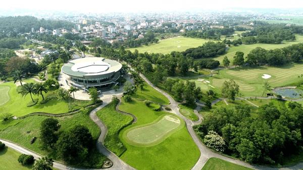 Sân golf Chí Linh Hải Dương được mệnh danh là sân golf thách thức nhất Việt Nam
