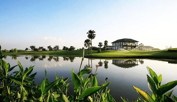 Sân golf Đồ Sơn làm mê đắm lòng khách ghé tới