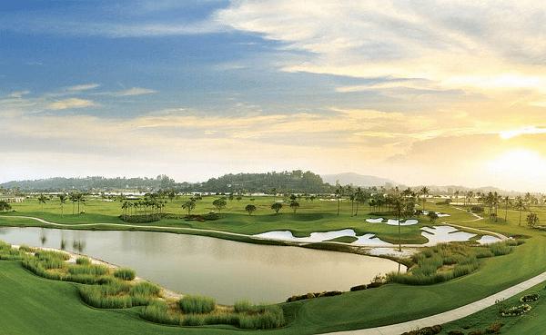 Sân golf Sóc Sơn Hà Nội được thiết kế bởi tay golf nổi tiếng người Mỹ