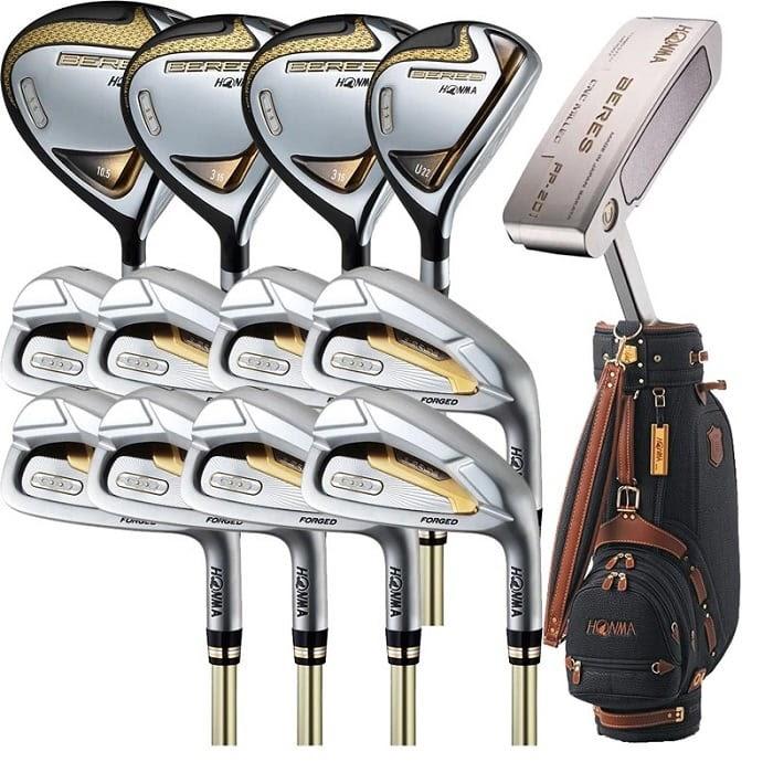 Gậy là chi phí chơi golf cần đầu tư lớn nhất khi bắt đầu chơi golf