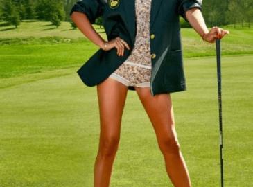 Cô nàng golf thủ xinh đẹp Belen Mozo
