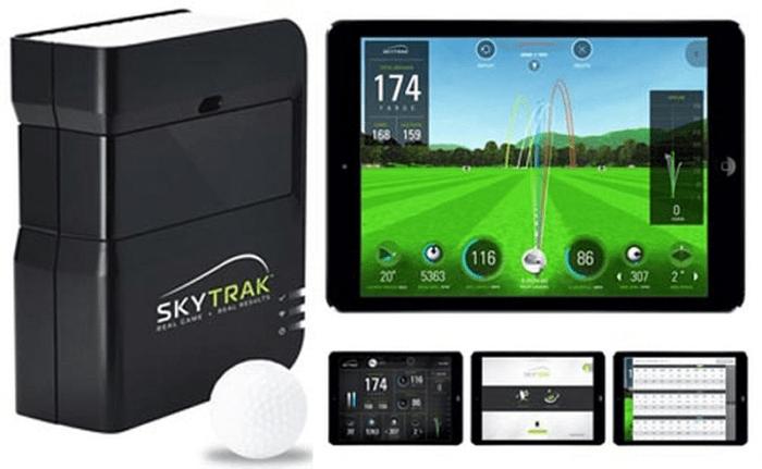 Phần mềm golf Skytrak
