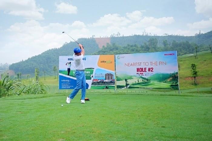 Hilltop Valley trở thành địa điểm thuận lợi để tổ chức các giải đấu golf lớn