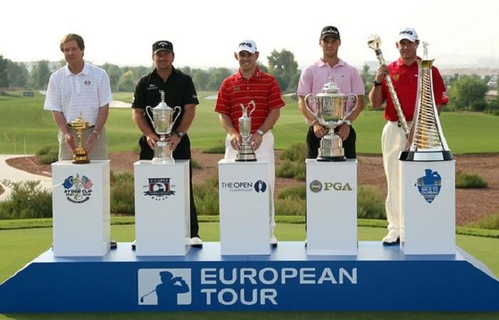 Race to Dubai kéo dài suốt mùa hè với tối thiểu 46 giải đấu trên 25 quốc gia và 5 châu lục.
