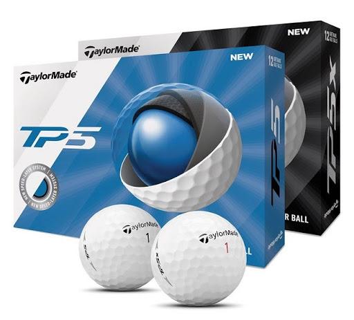 Bóng golf TaylorMade nổi tiếng khắp châu Âu