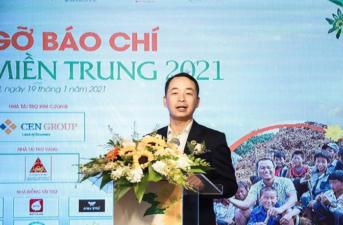 Ông Lê Hùng Nam ghi nhận và đánh giá cao hoạt động của giải trong suốt 4 mùa qua