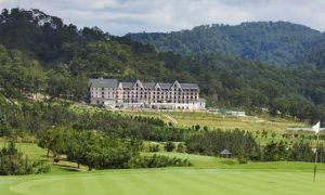 Sân golf Tuyền Lâm đẳng cấp dịch vụ quốc tế