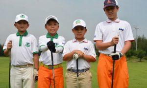 VSG Ha Noi Junior Tour - Một trong những sân chơi hiếm hoi cho thế hệ golf trẻ