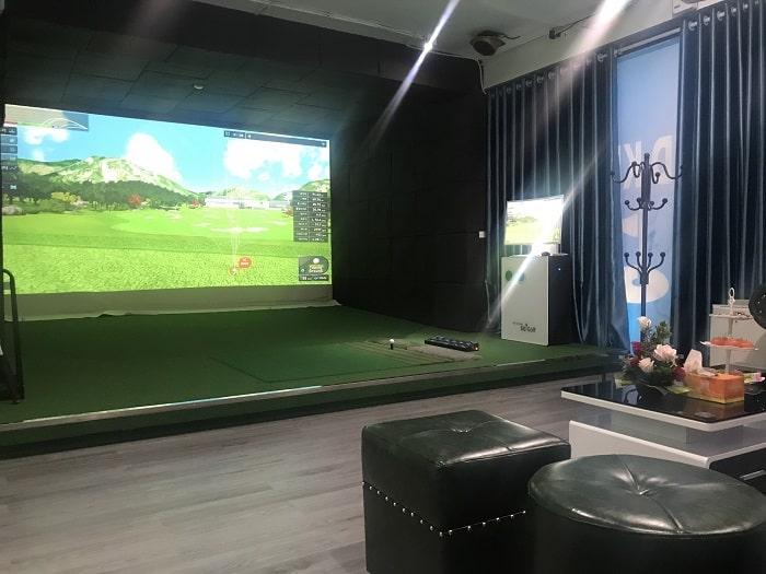 Thông tin chi tiết về phòng golf 3D Bắc Ninh