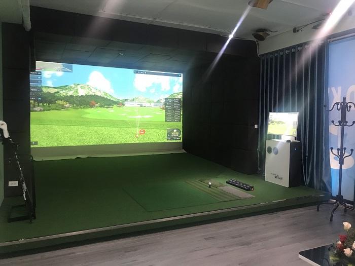 Bản đồ golf của SG Golf