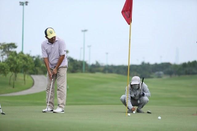 Một số hình ảnh tại buổi giao lưu đầu xuân CLB Golf VLC