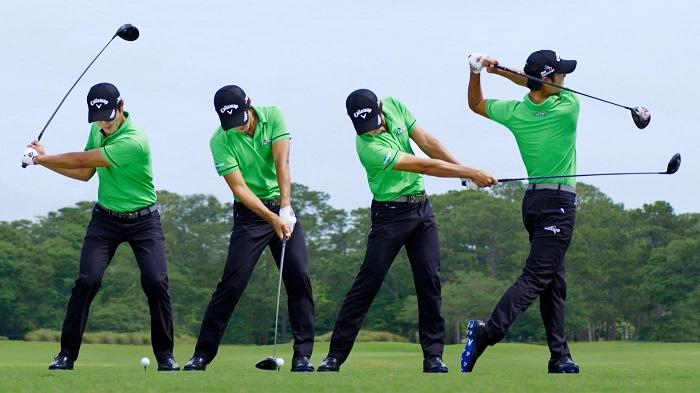 Bí quyết Swing golf cho các golfer mới học