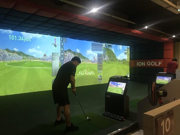 Công nghệ golf SG phổ biến dễ sử dụng