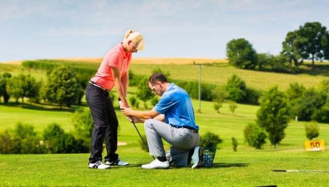 Một số lưu ý khi lần đầu ra sân golf