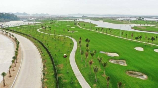 Khánh thành sân golf Tuần Châu vào ngày 30/4