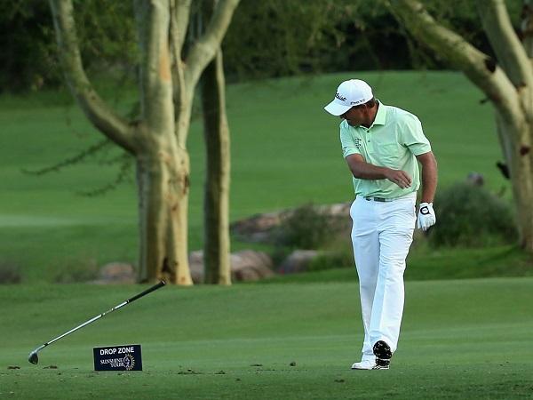Những tình huống khó nhằn gặp phải khi chơi golf