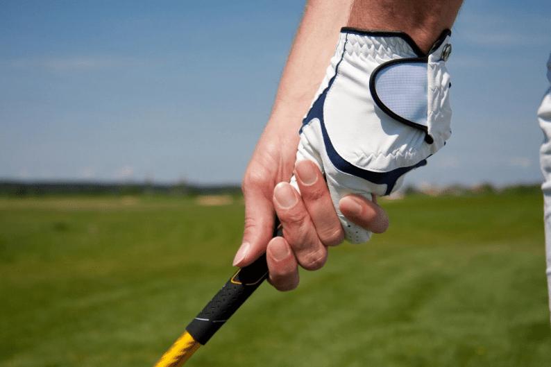 Kích thước Grip có tác động lớn đến lực của cú swing golf