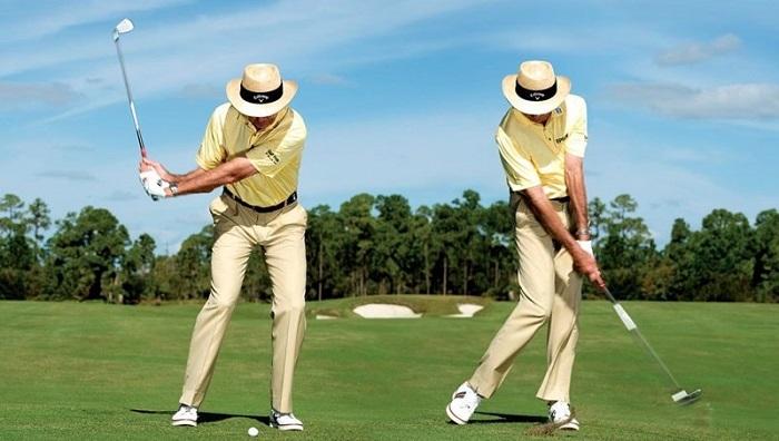 Kinh nghiệm về cách đánh golf gậy sắt của các golfer chuyên nghiệp