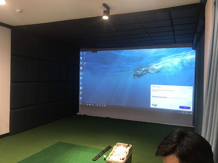 Công nghệ golf Bravo Hàn Quốc phổ biến, dễ sử dụng