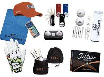 Các sản phẩm phụ kiện golf từ các thương hiệu lớn