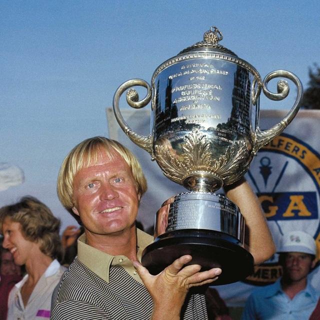 Jack Nicklaus tay golf huyền thoại nhất thế giới