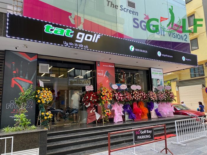Hình ảnh hoàn thiện phòng golf 3D công nghệ SG Golf