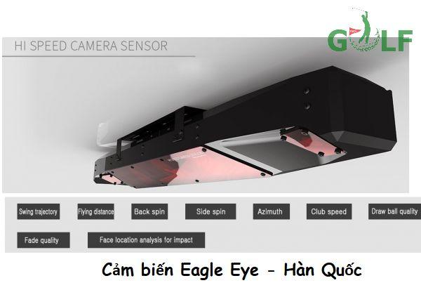 Cảm biến: Eagle Eye - Hàn Quốc