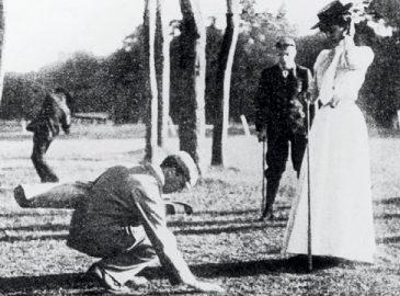 Golf lần đầu vào Olympic, ngay kỳ thứ hai - Paris 1900