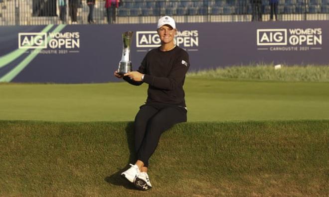 Các thành tích ấn tượng của golfer người Thuỵ Điển
