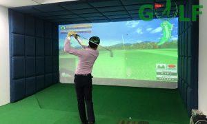 phòng golf 3D Ba Đình