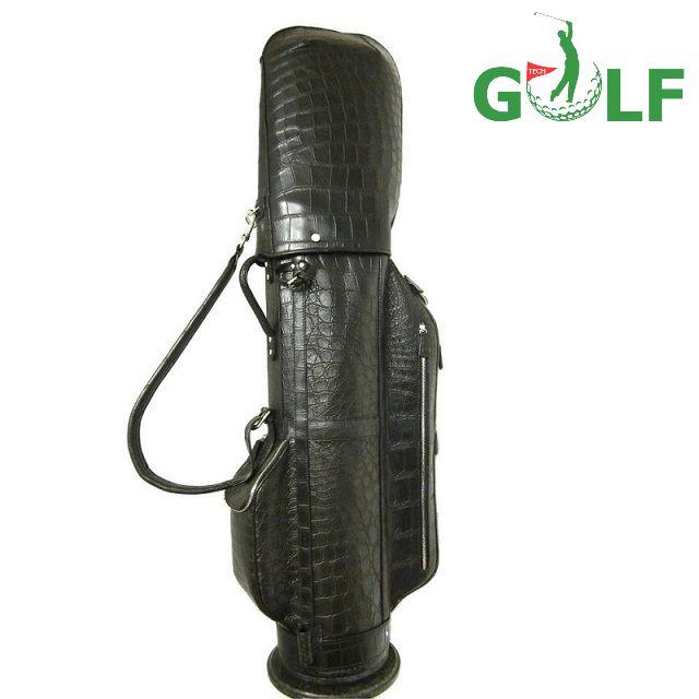Bộ túi đựng gậy golf Black Alligator