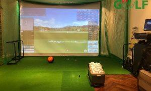 Một số hình ảnh về phòng golf 3D Hà Nội