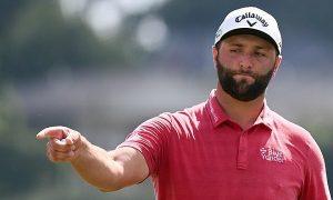 Golfer Dustin Johnson 37 tuổi - Golfer xếp thứ hạng số 1 thế giới