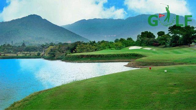Sân golf Minh Trí ở đâu?