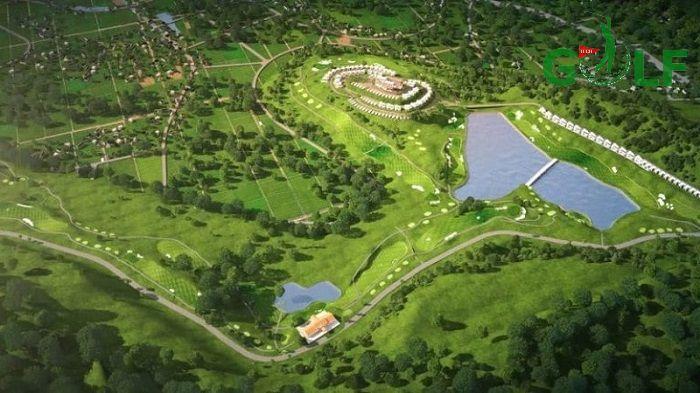 Giới thiệu chung về sân golf Yên Dũng - Bắc Giang