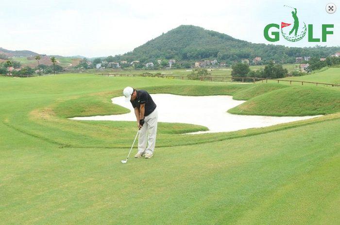 36 lỗ golf với thiết kế đa dạng độc đáo