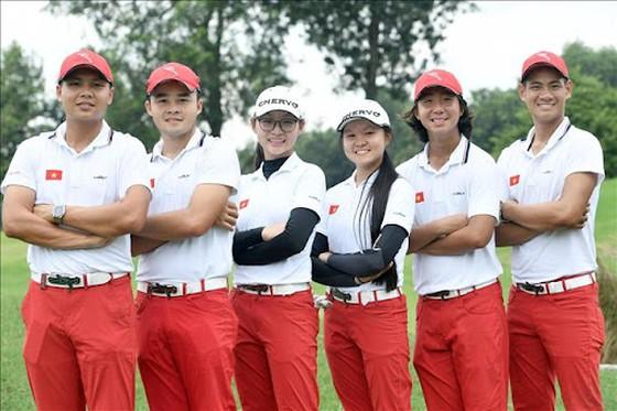 Đội tuyển golf quốc gia tham dự SEA Games 30 -2019