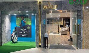 GolfTech mở cửa đón khách trở lại sau giãn cách xã hội
