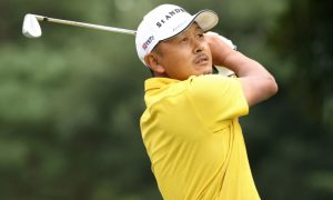 Golfer Hiroshi Iwata người Nhật Bản